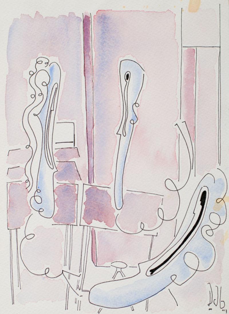 El aula  - 2003 | Adum Gilbert Daniel