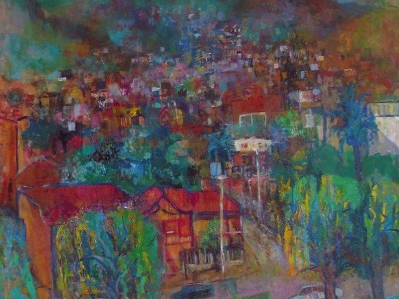 Serie Cuenca /Esquina de las artes