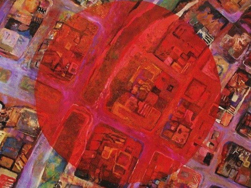 Ariel Dawi / Tomebamba en punto rojo