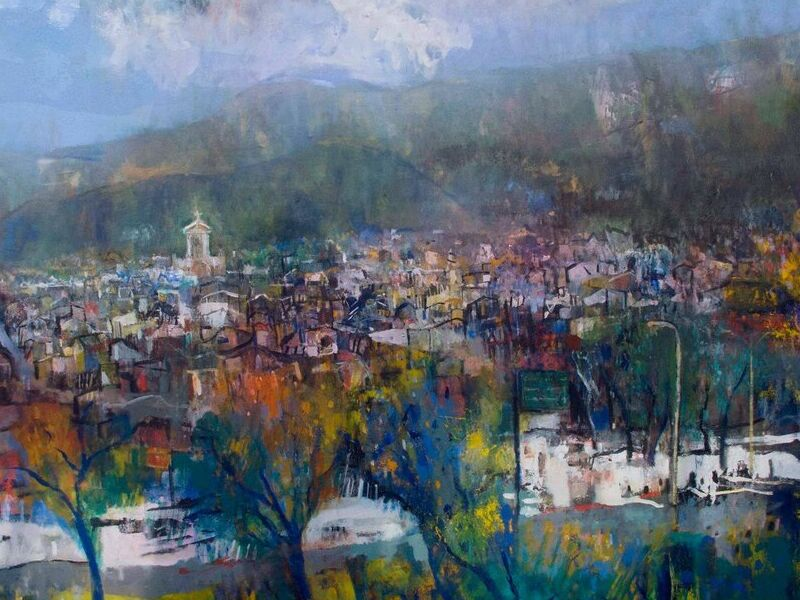 Cuenca XV (vista desde el vado )