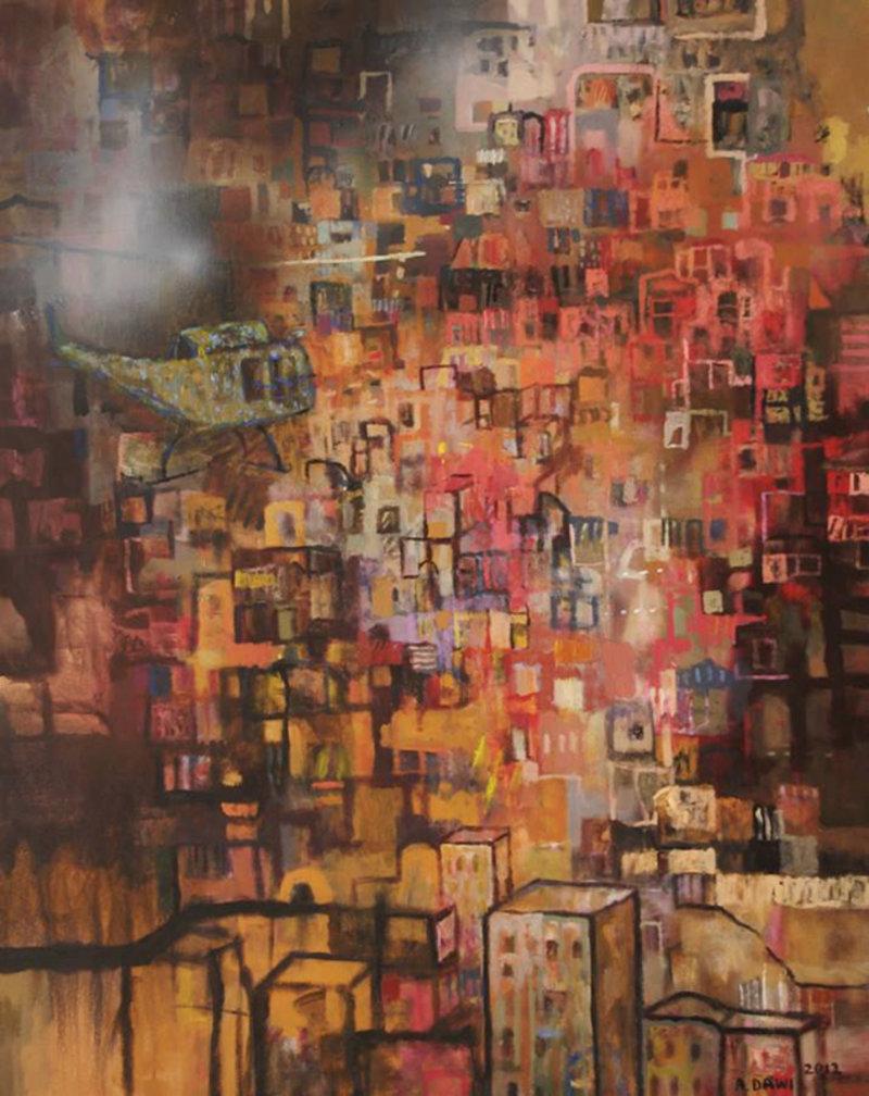 Vuelo en Rocinha | Dawi Ariel