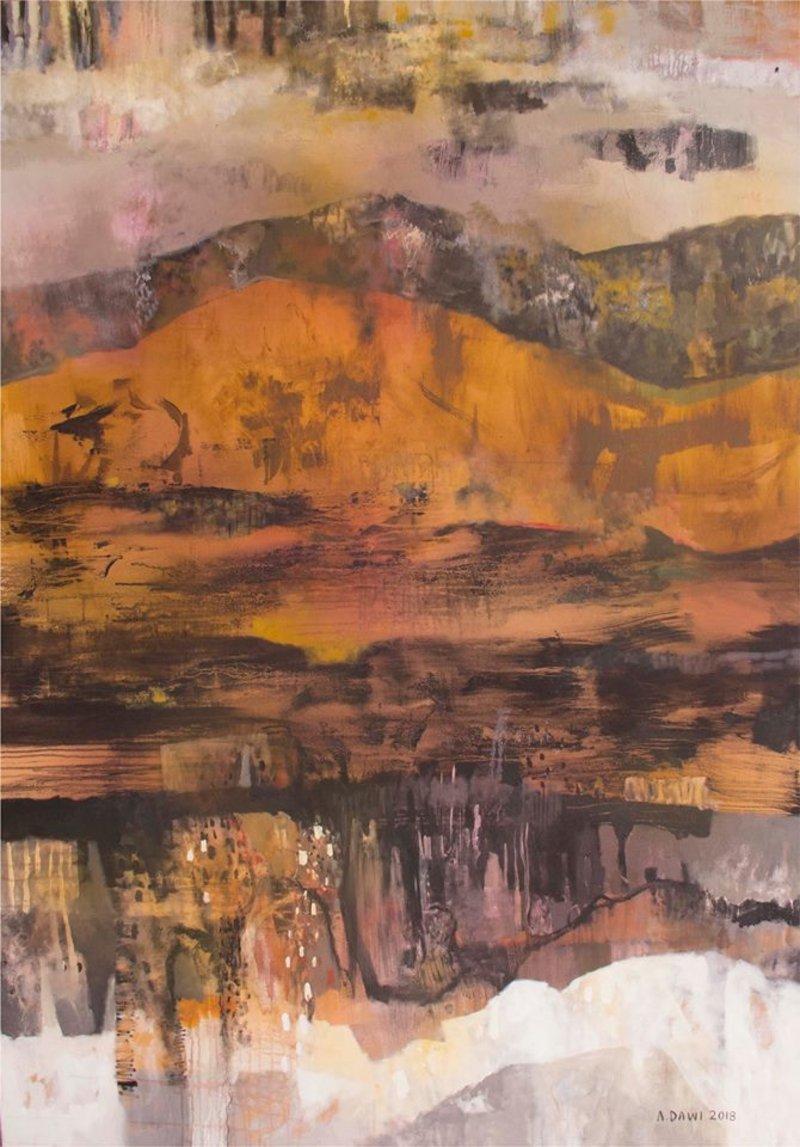 Oxido en fragmentación | Dawi Ariel