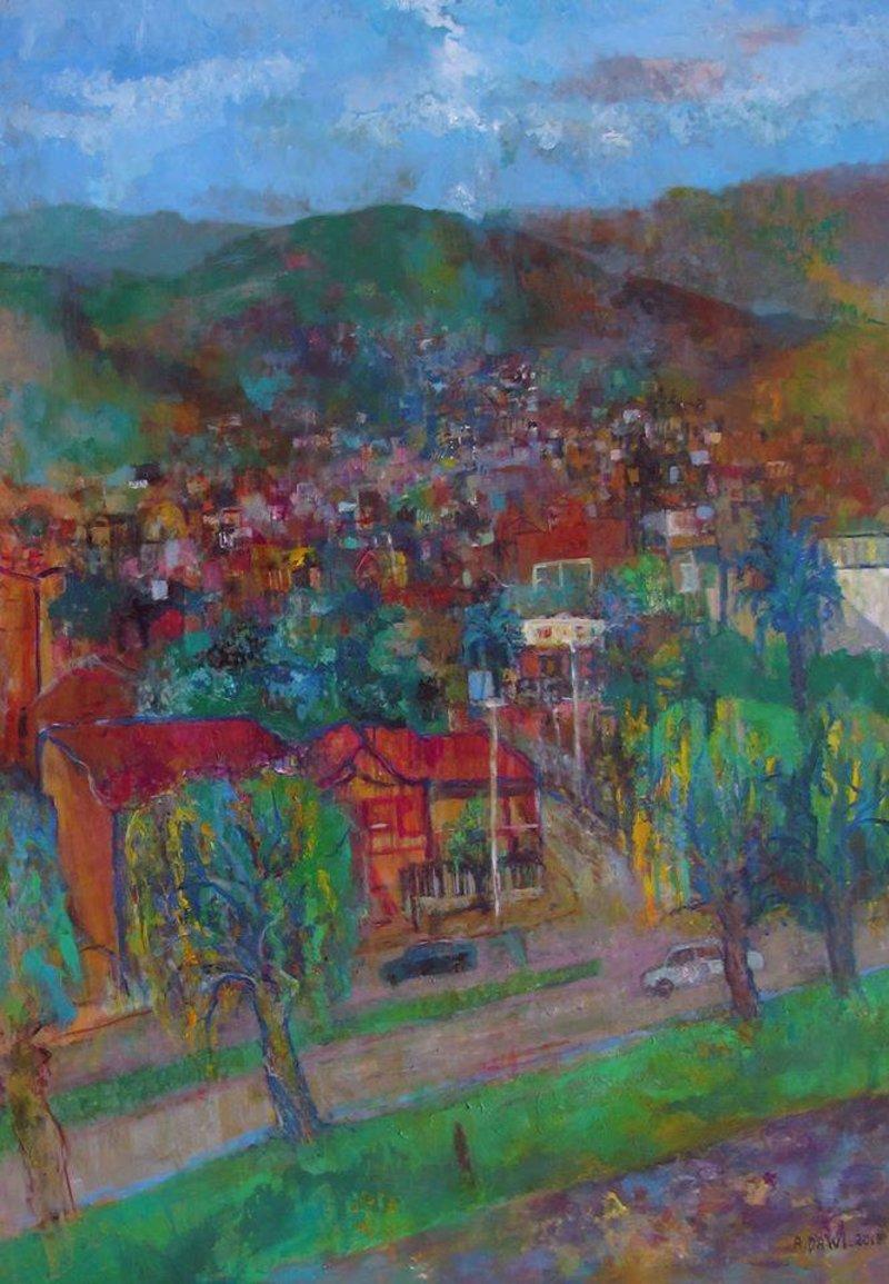 Serie Cuenca /Esquina de las artes  | Dawi Ariel