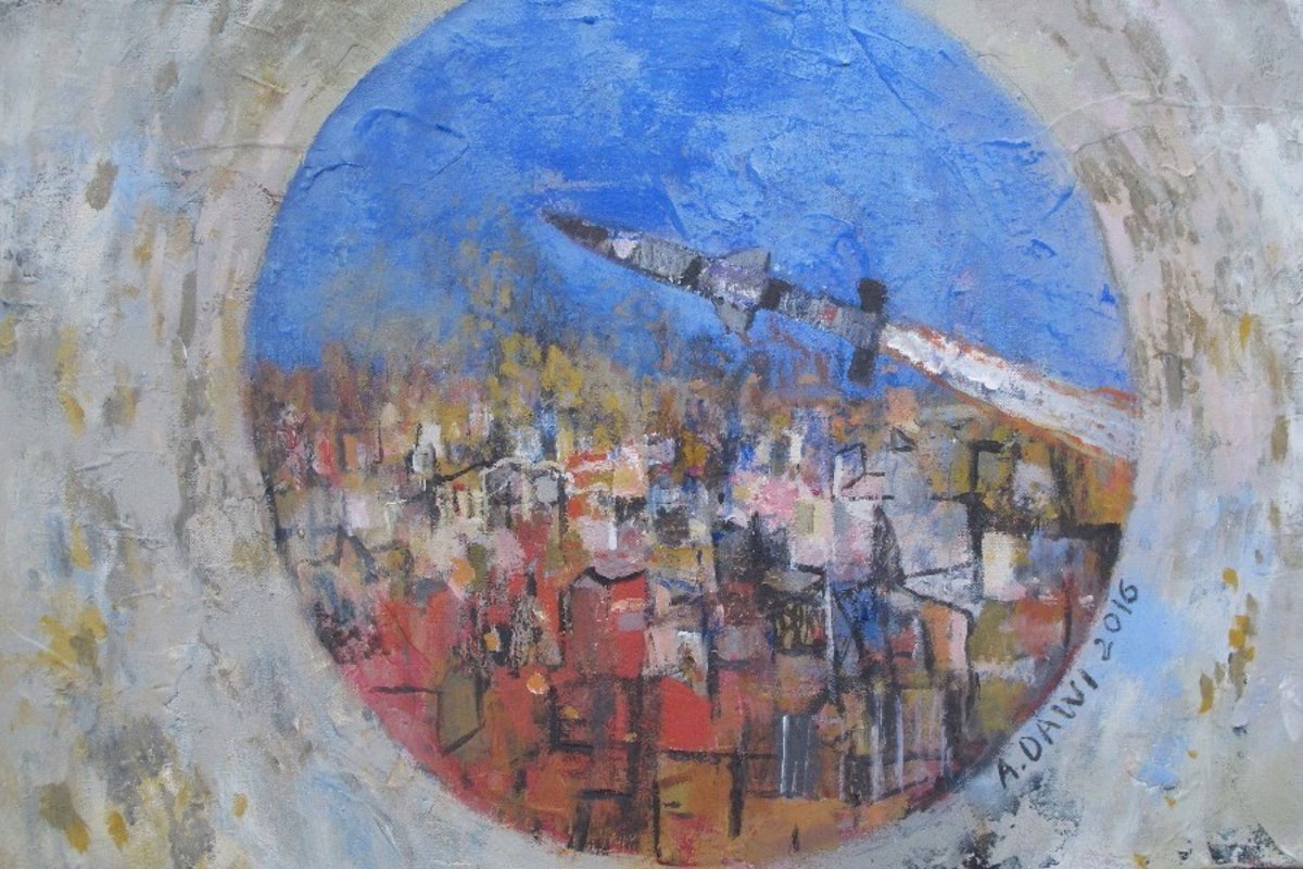 Crónicas/Alepo | Dawi Ariel