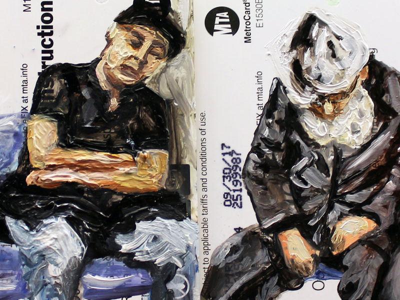 MTA NYC (2) - Llaguno Isabel  | ARTEX