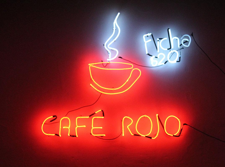 Llaguno Isabel / Café Rojo  | Llaguno Isabel