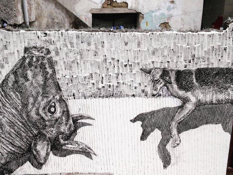 Faibol / mural