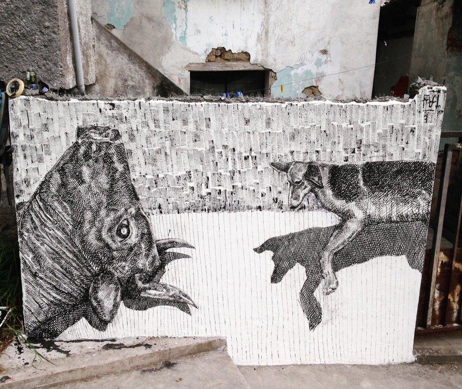 Faibol / mural | Faibol