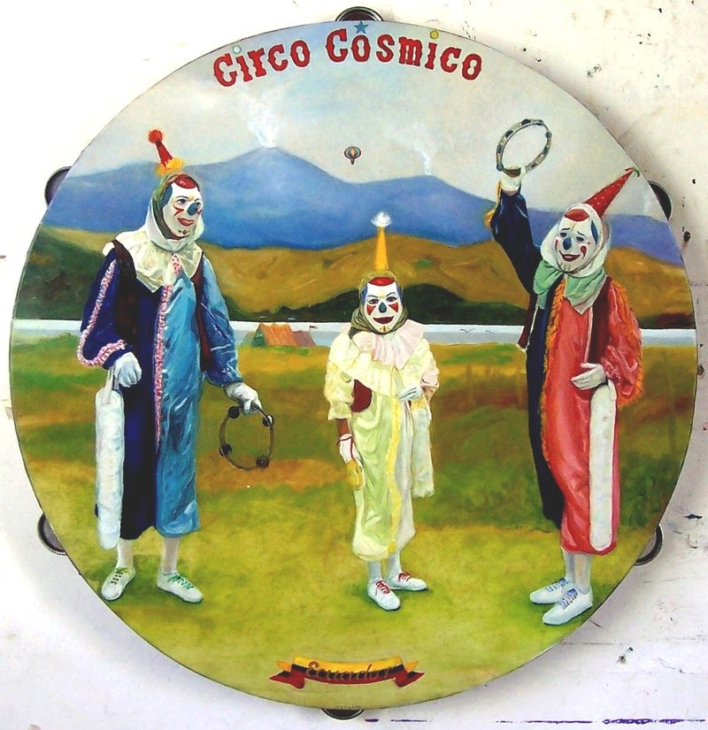 CIRCO CÒSMICO | Ponce Garaicoa Patricio