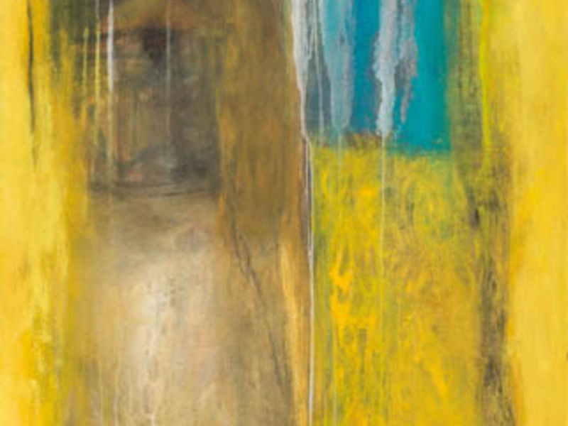 Jorge Arce - Deep Yellow Landscape