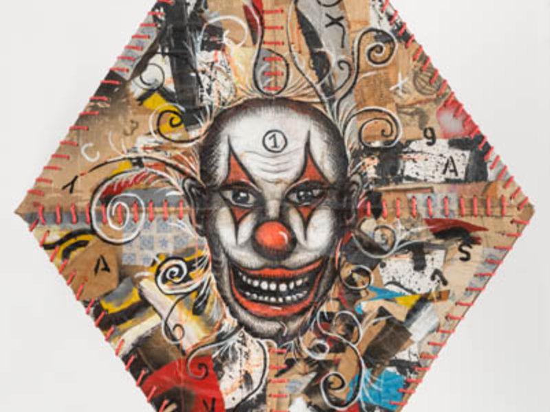 Pablo Gamboa - Payaso - Artex Collection  | ARTEX