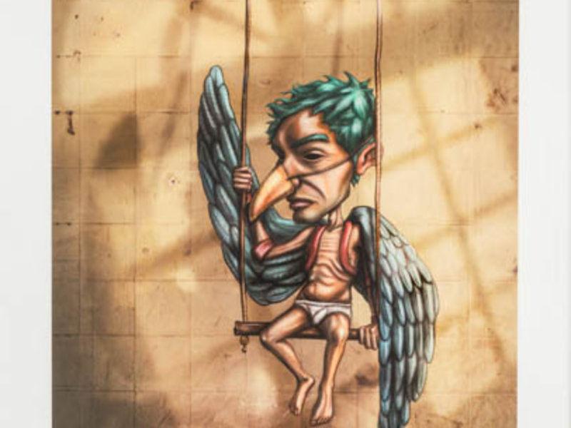 Apitatán - Caged