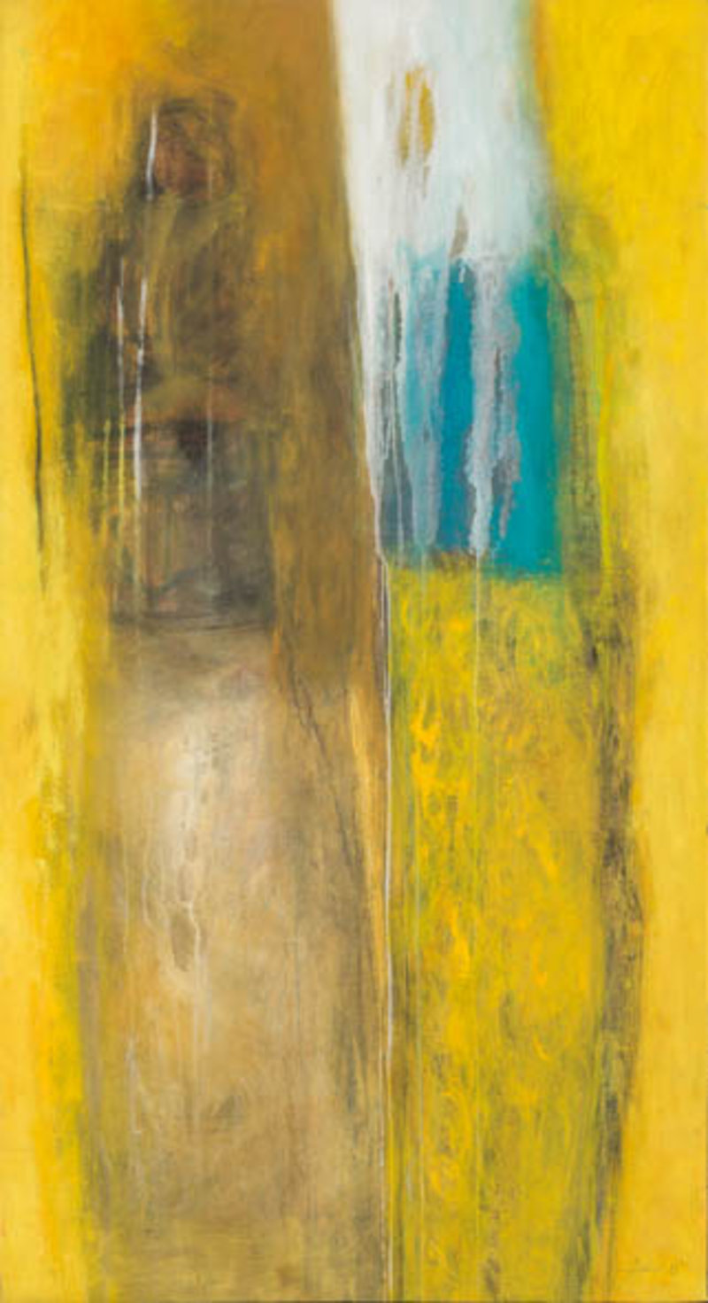 Jorge Arce - Deep Yellow Landscape | Artex Collection