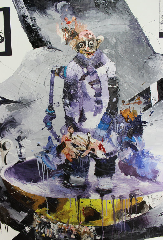 Seraquive Emilio / Neoexpresionismo  | Seraquive Emilio