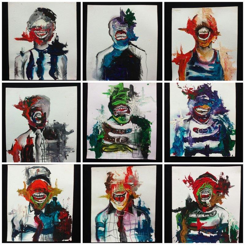 Mascarada II | Seraquive Emilio