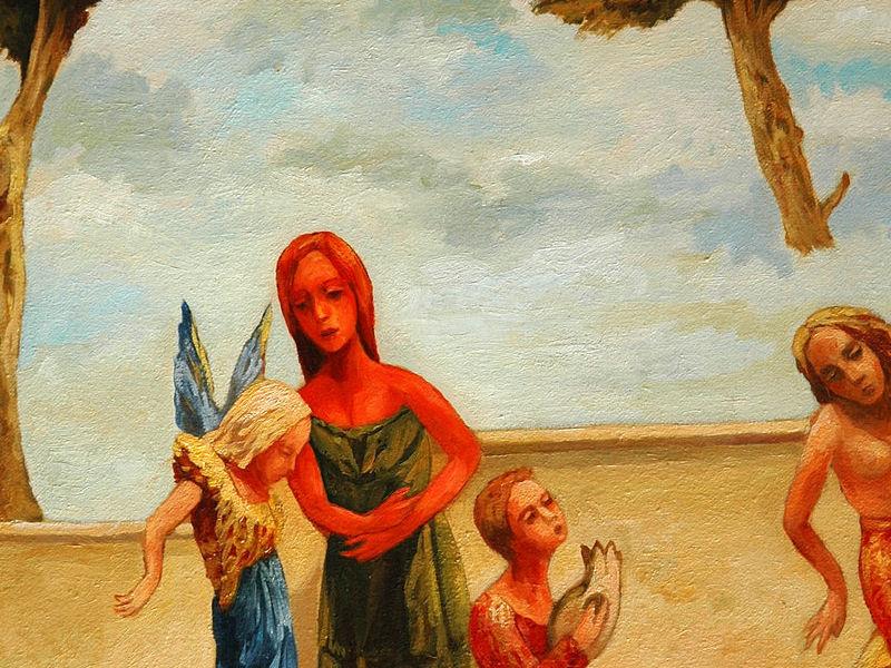 Washington Mosquera - La albina de Florencia
