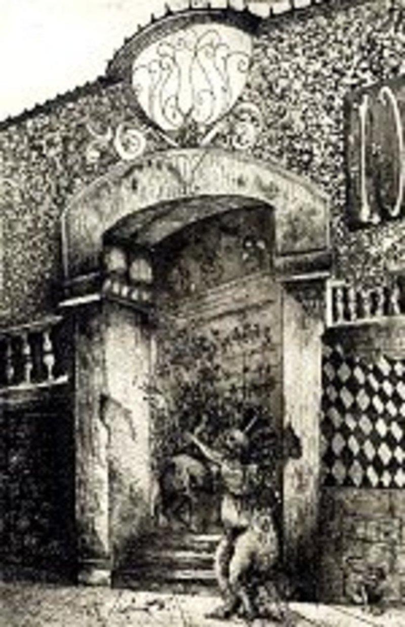 Washington Mosquera - Puerta del infierno | Mosquera Washington