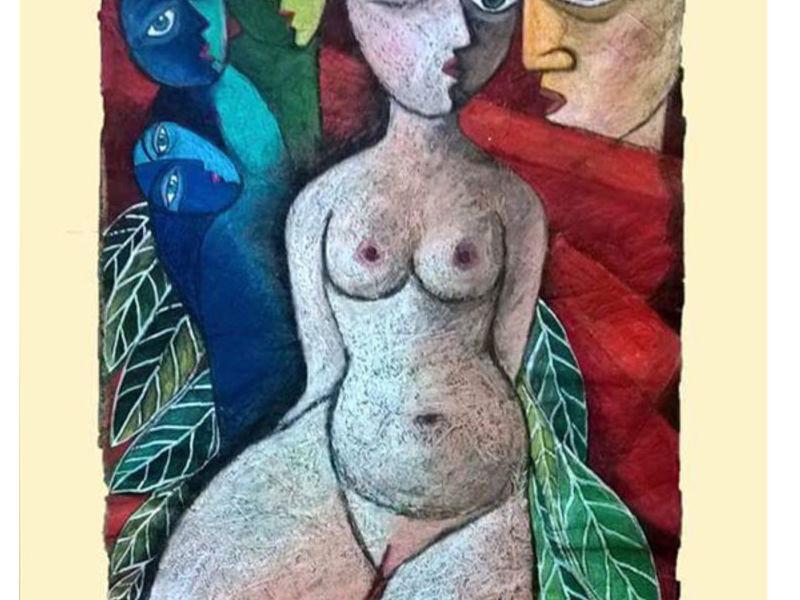 Lehmann Margarete / Desnudo I