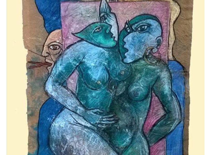 Lehmann Margarete / Desnudo II