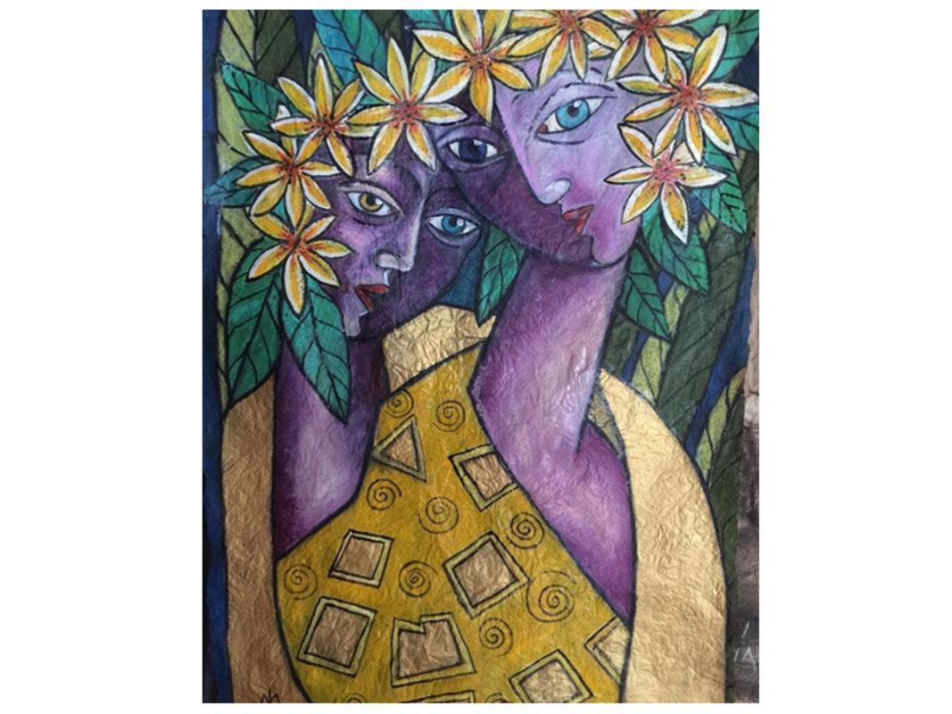 Serie el ser y la naturaleza - VI | Lehmann Margarete