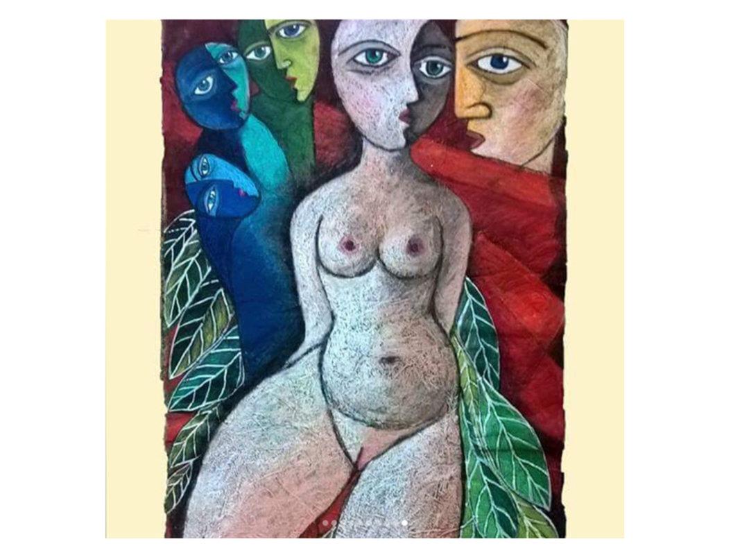 Desnudo I | Lehmann Margarete