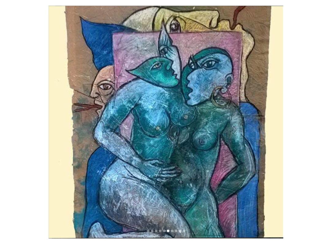 Desnudo II | Lehmann Margarete