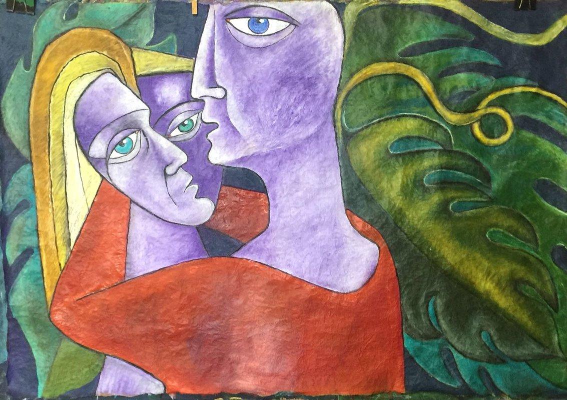 Serie el ser y la naturaleza - VII | Lehmann Margarete