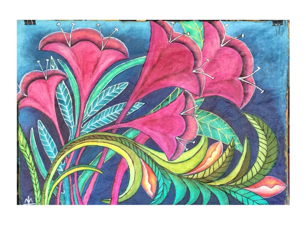 Flores | Lehmann Margarete