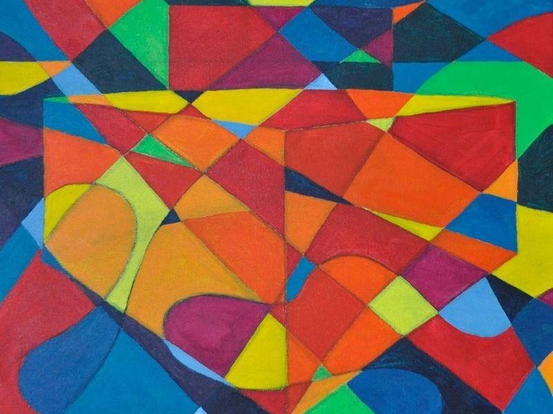 Ricardo Cabrera / Geometría cromática