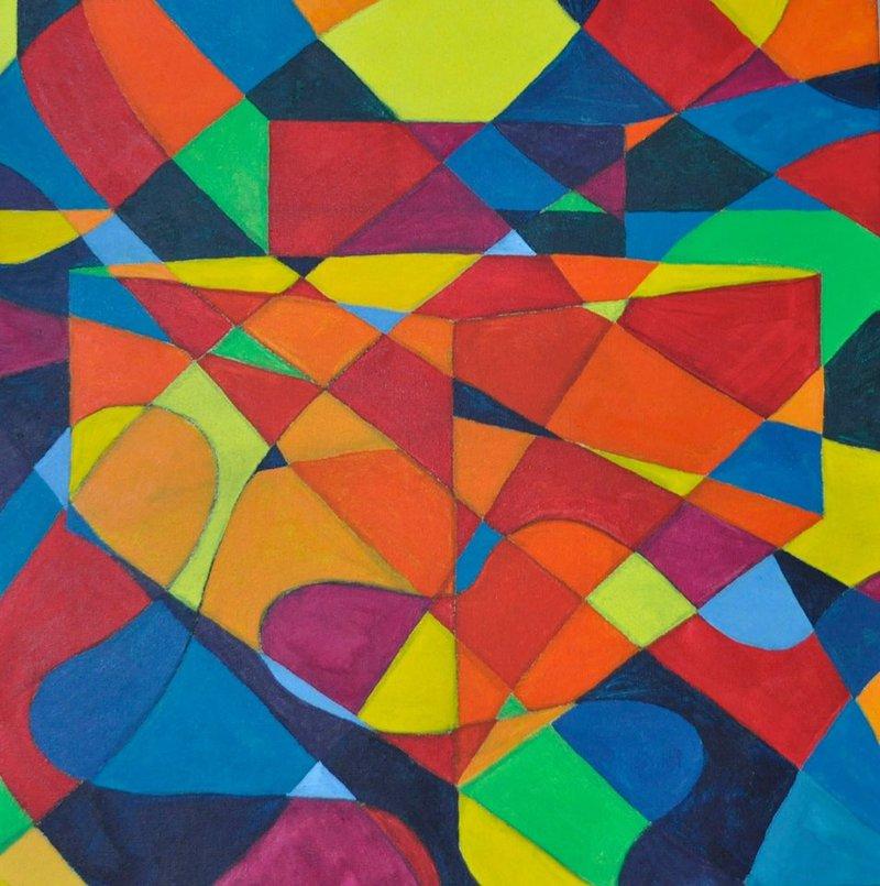 Geometría cromática  | Cabrera Ricardo