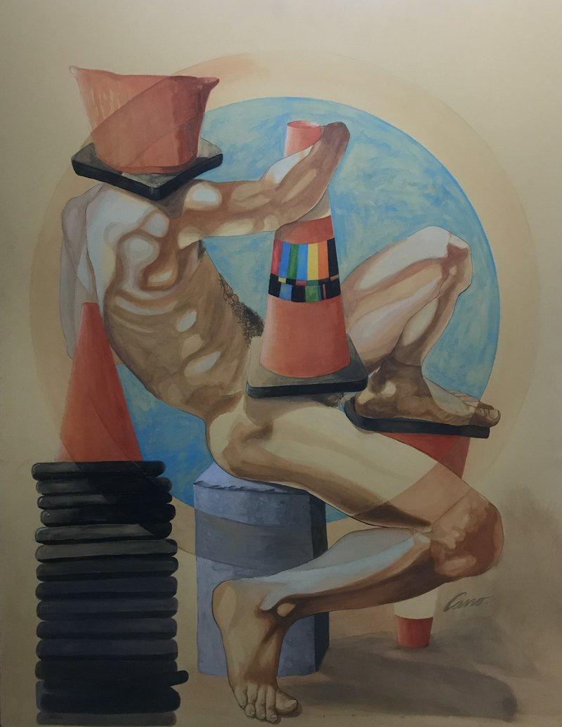 RESERVA  de la serie 'Social Repair' | Cano Martín