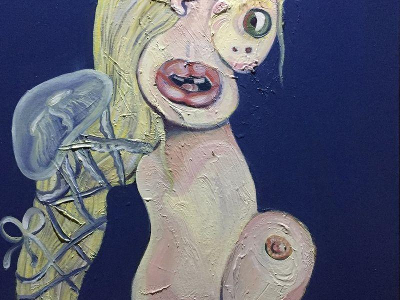 Moño de medusa