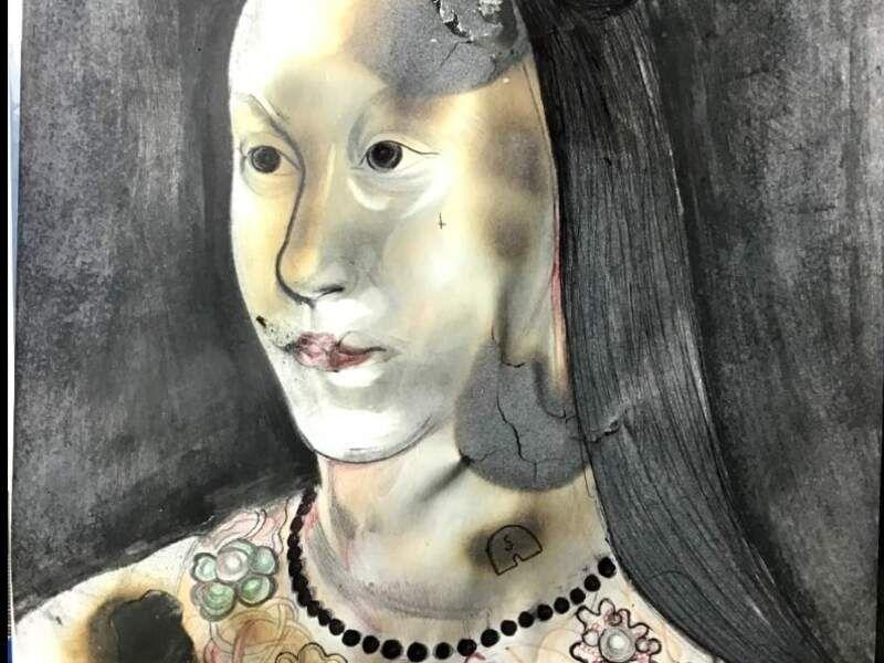 Manuelita Saenz de chamita