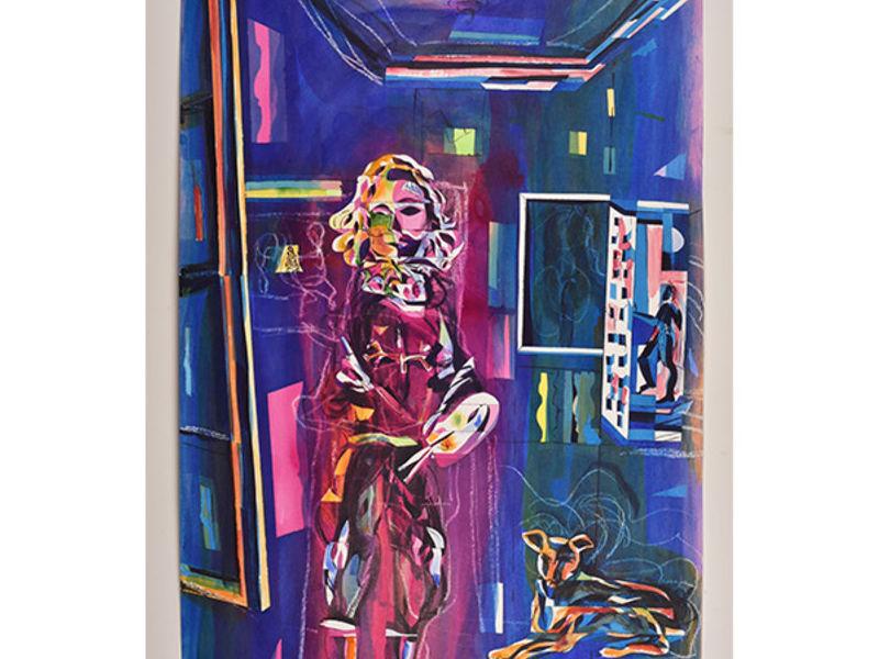 El pintor y su amigo - Artex Limited | ARTEX