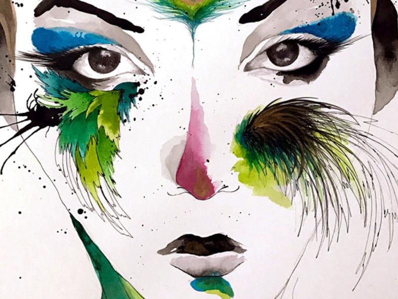 DArboleda / ART PRINTS - SERIE MUSAS - DArboleda | ARTEX