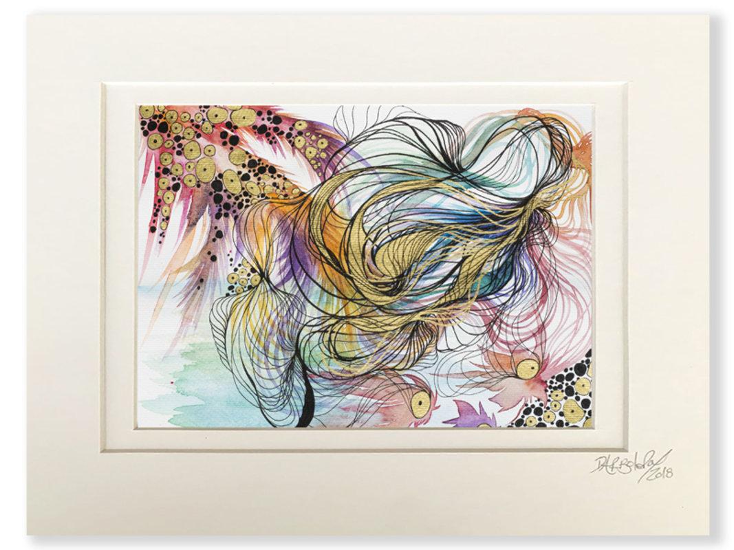 Serie Océanos. FINE ART PRINTS | DArboleda