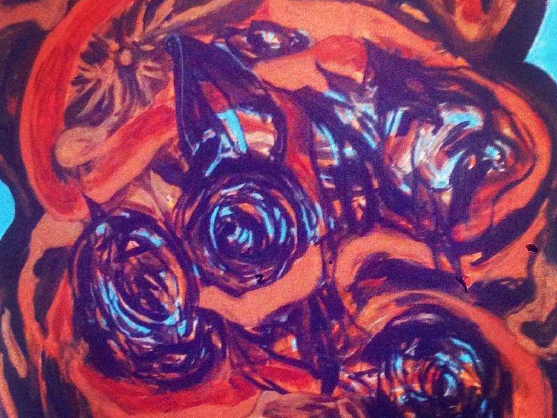 Rafael Ruales / Las flores del mal 2