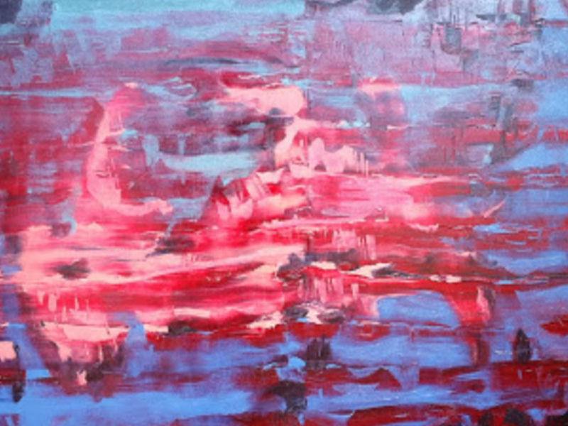 Rafael Ruales / Abstracto 1