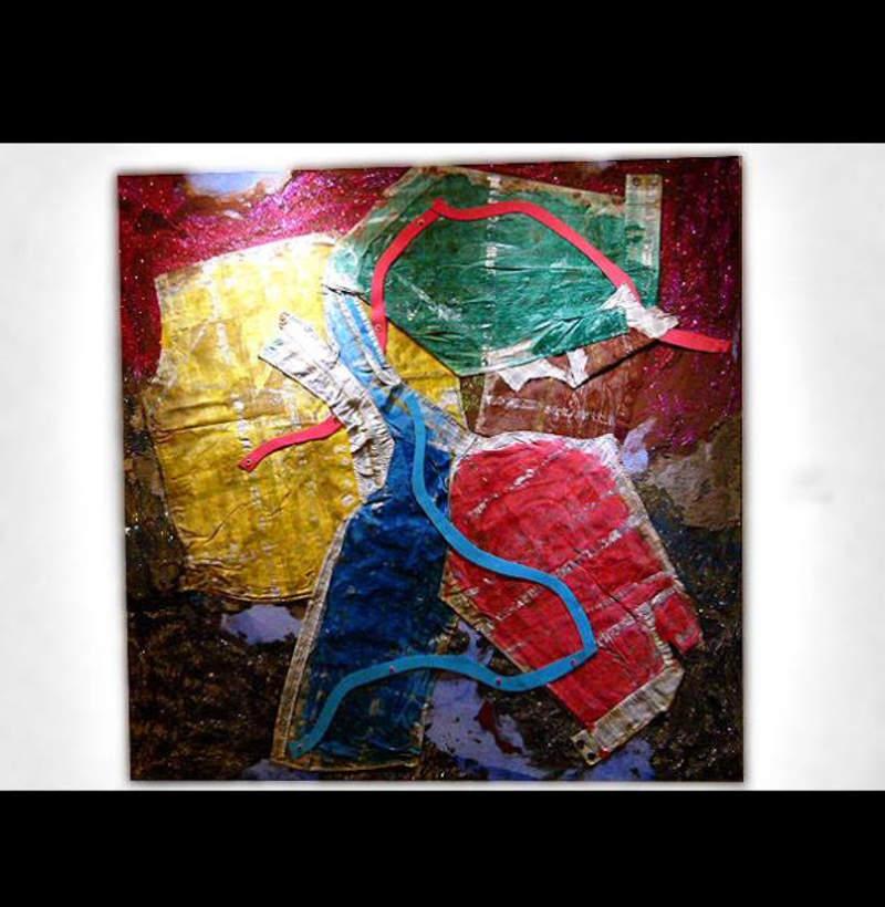 Pliegues VII | Rafael Ruales