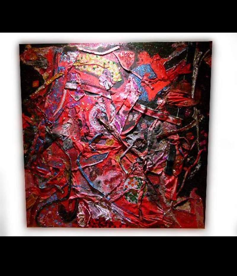 Pliegues IX | Rafael Ruales
