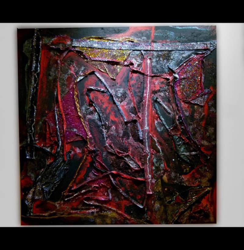 Pliegues X | Rafael Ruales