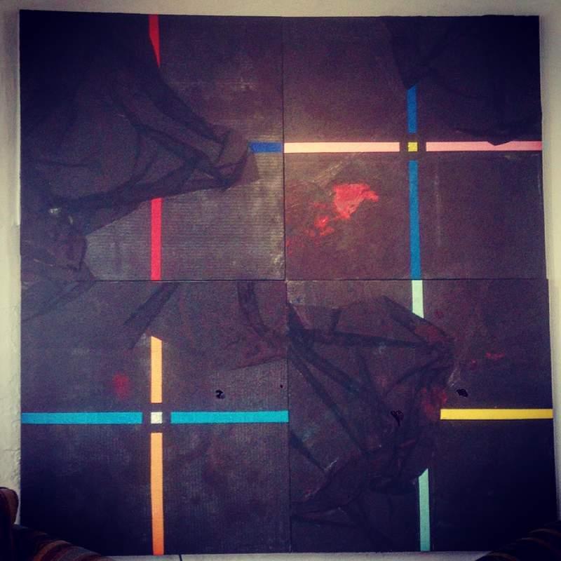 Pliegues XIII | Rafael Ruales