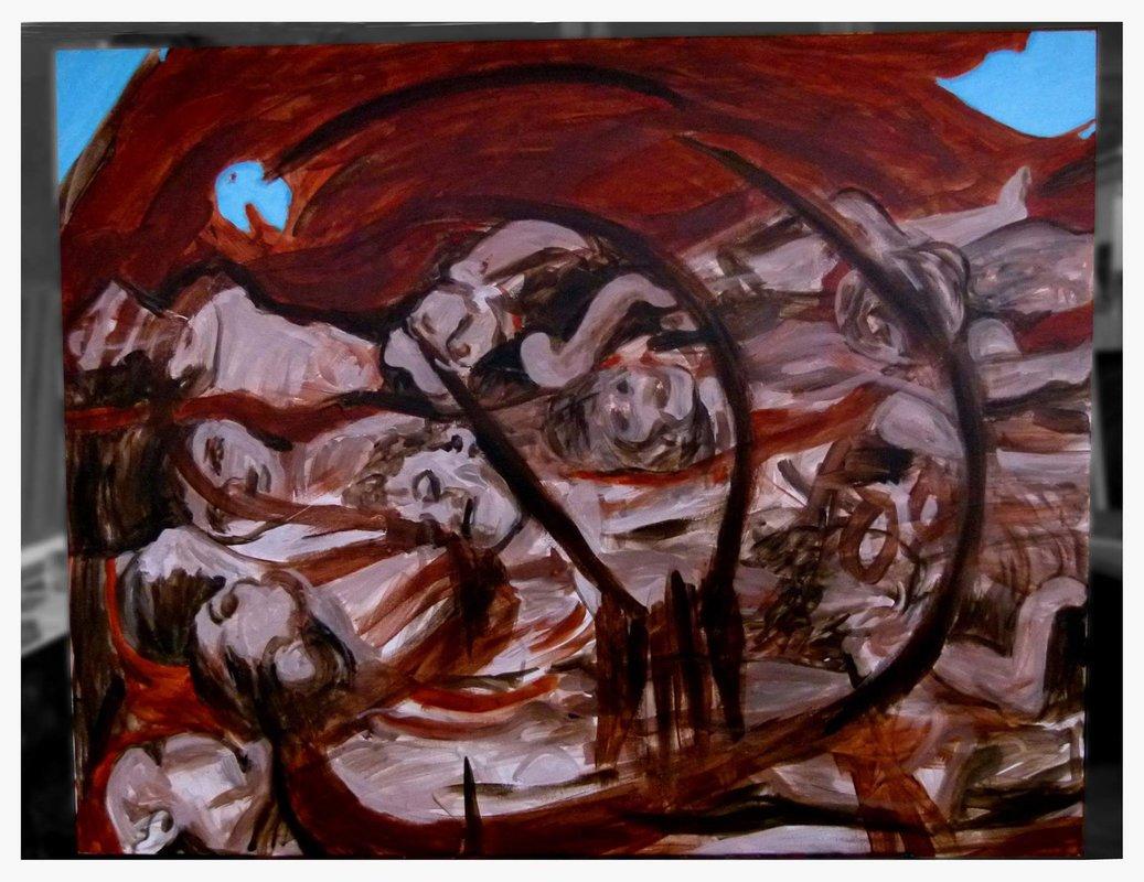 Las flores del mal 8 | Rafael Ruales
