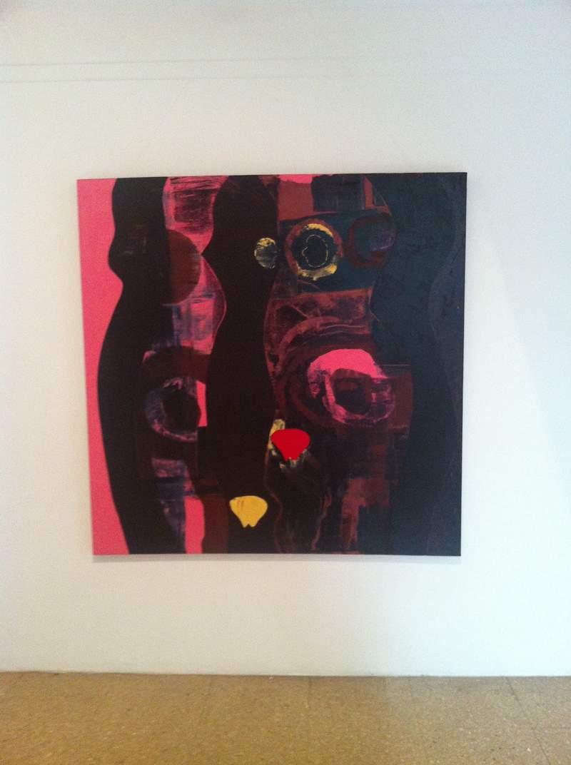 Abstracto  25 | Rafael Ruales