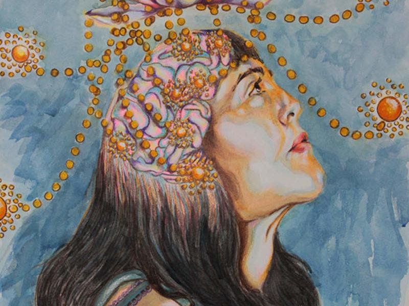 Visualización de una meditación - Rodriguez Lisseth | ARTEX