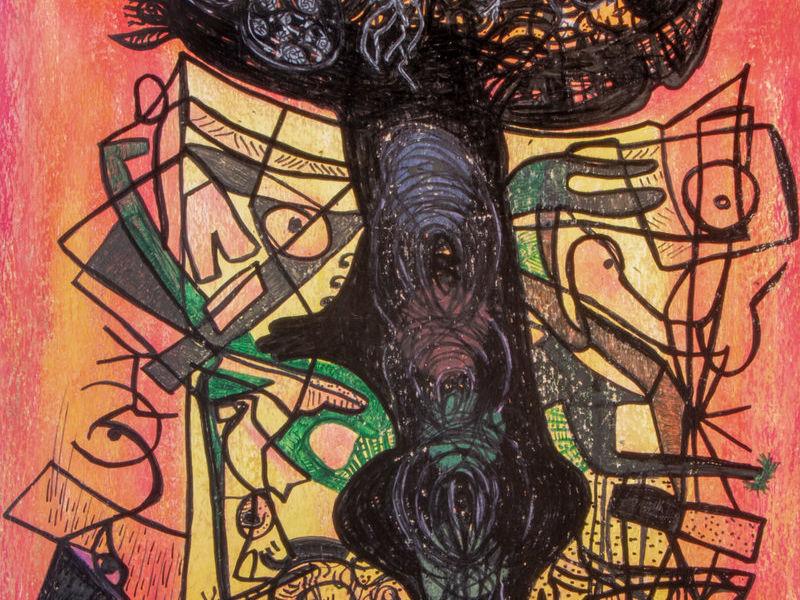 Los entresijos de la mente - Guadalupe Huerta Tonantzin | ARTEX