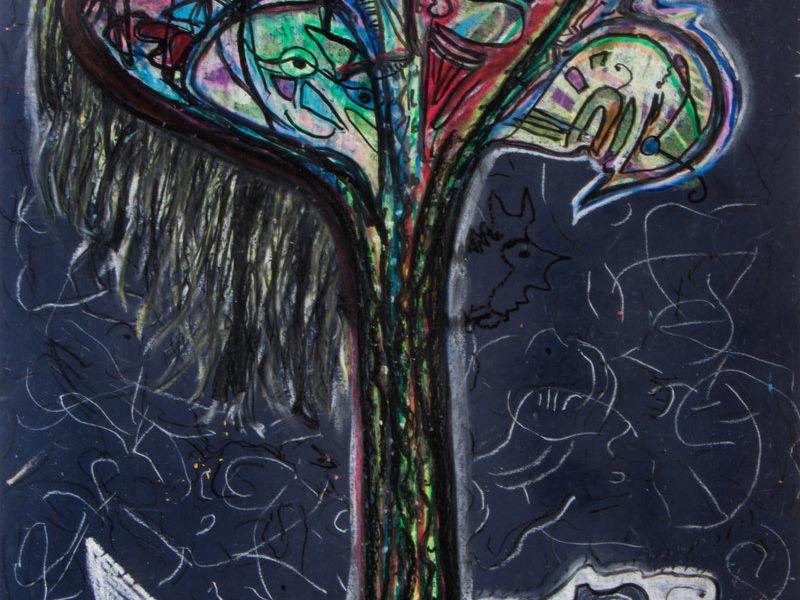 El árbol del ahorcado y la tumba del rey