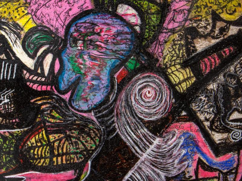 Guadalupe Huerta  / Sellos de mi memoria