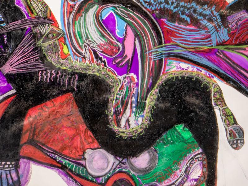 Los dioses rigen México-Tenosctitlan - Guadalupe Huerta Tonantzin | ARTEX
