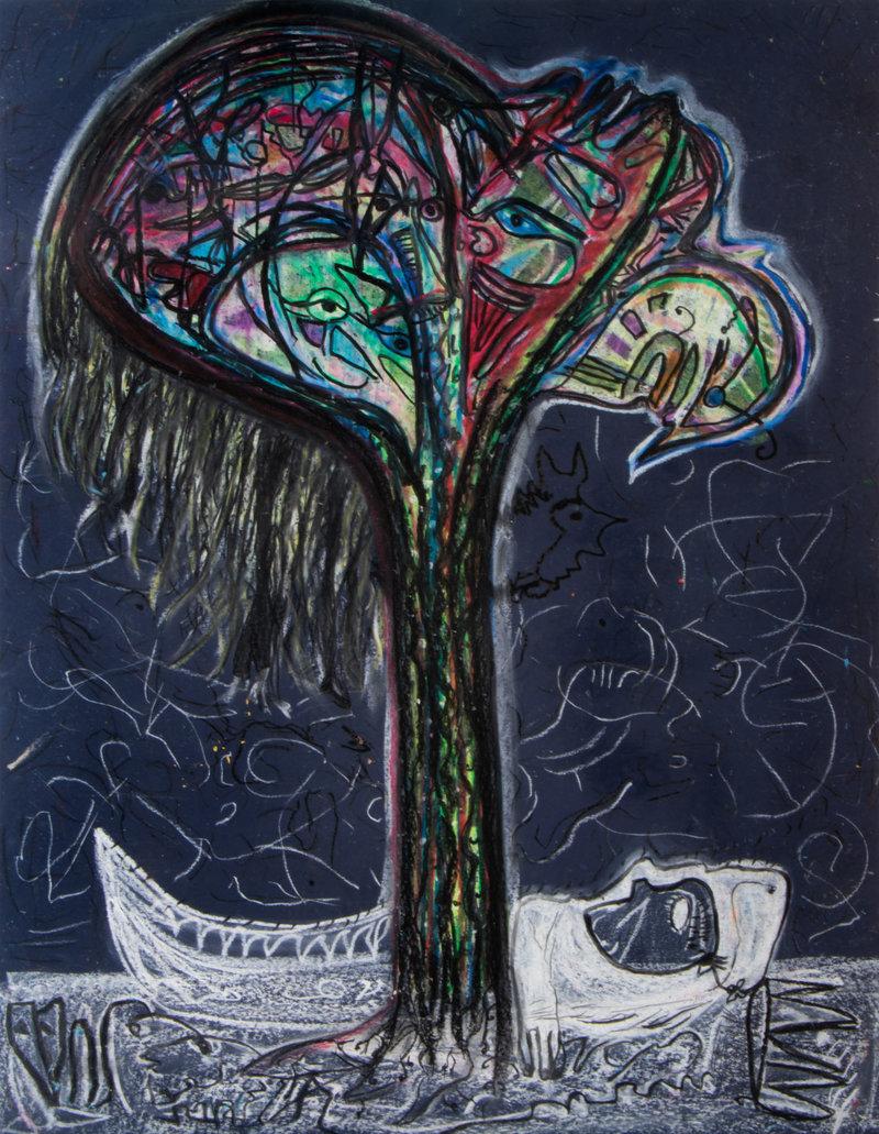 El árbol del ahorcado y la tumba del rey | Guadalupe Huerta Tonantzin